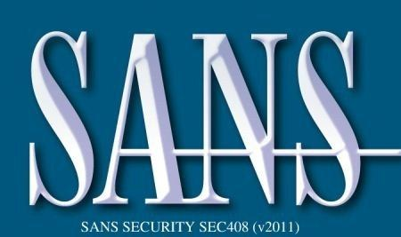 SANS+Investigative+Forensic+Toolkit+2.14+Released